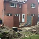 Single Storey Extension in Chapeltown, Sheffield - Completed 12/11/2012