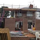 Two Storey Side Extension at Handsworth, Sheffield