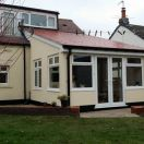 Single Storey Extension in Totley Sheffield - Completed 10/01/2014